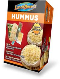 LunchBoxers(TM) Hummus