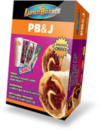 LunchBoxers(TM) PBJ