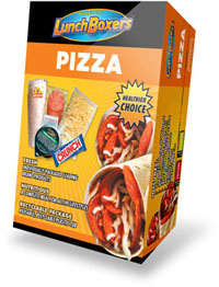 LunchBoxers(TM) Pizza