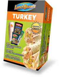 LunchBoxers(TM) Turkey