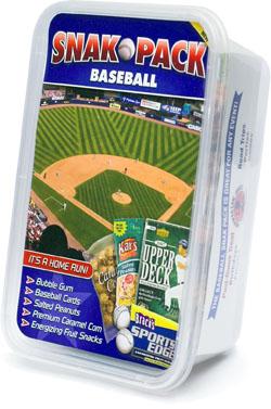 Baseball SNAK PACK
